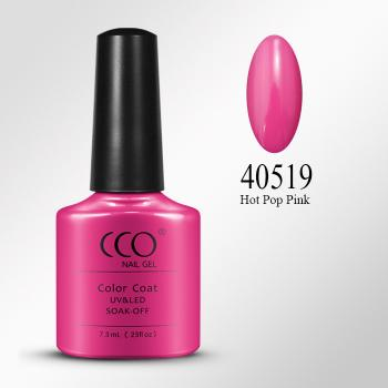 CCO Shellac - 40519 Hot Pop Pink