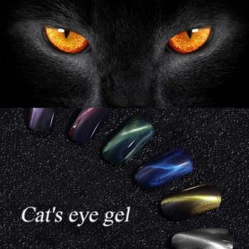 Cat Eye Shellac Pavane