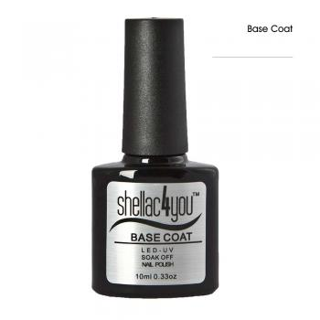 shellac4you UV LED Nagellack - Base Coat