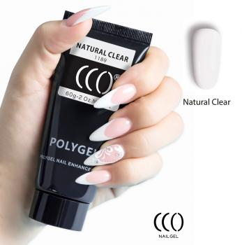 CCO Polygel Natural Clear