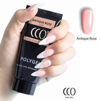 CCO Polygel Antique Rose