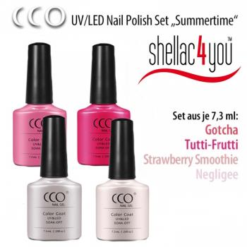 CCO UV/LED - Set Summertime